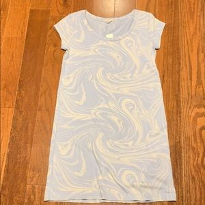 NEW GAP short sleeve T shirt dress